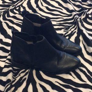 Michael Kors Black Boots  Size 7